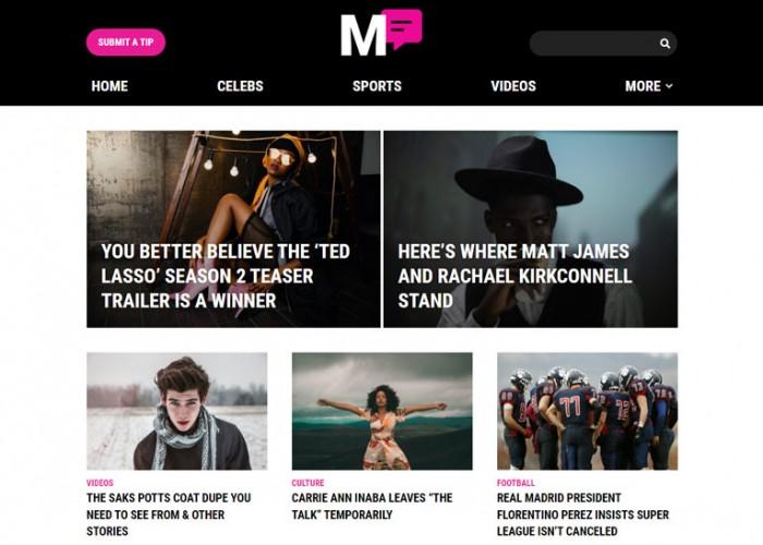 Magzine – Premium Responsive Review and Magazine WordPress Theme