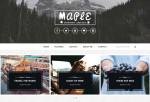 Maple – Premium Responsive WordPress Blog Theme