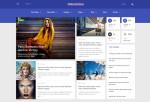 Material News – Premium Responsive Multipurpose HTML5 Template
