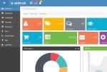 Metro Lab – Responsive Metro Dashboard Template