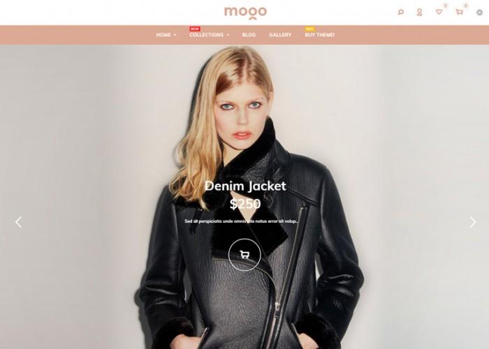 Mogo – Premium Responsive Fashion OpenCart Theme