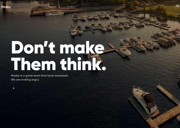 Mosby – Premium Responsive Agency Portfolio HTML5 Template