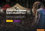 Music Flex – Premium Responsive WordPress Theme for Bands