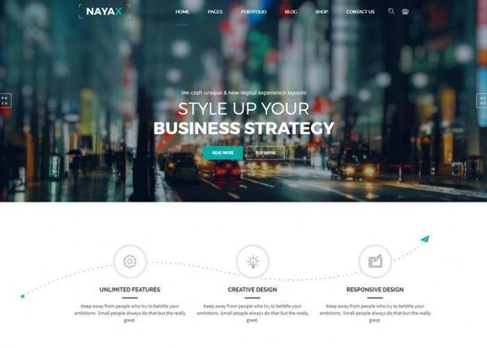 Nayax – Premium Responsive Multipurpose VirtueMart Joomla Template