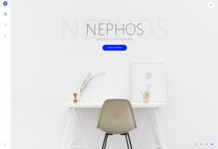 Nephos – Premium Responsive Bulma Ecommerce HTML5 Template