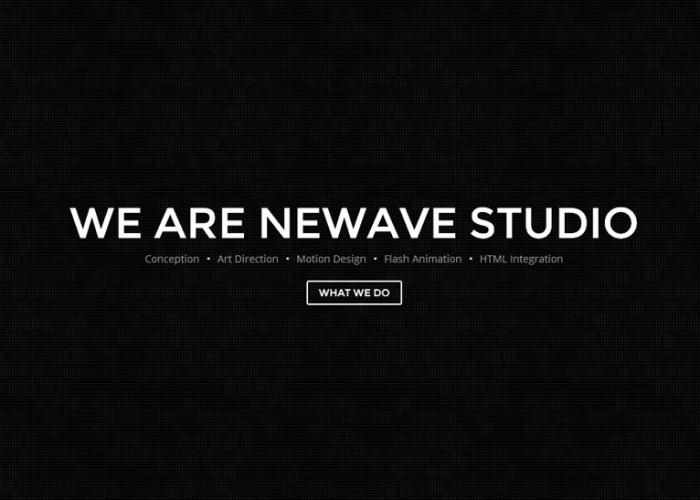 Newave – Premium Responsive One Page Parallax WordPress Theme
