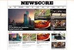 NewsCore – Premium Responsive Blog, Magazine and News WordPress Theme