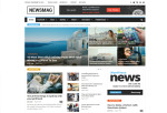 Newsmag – Premium Responsive News Magazine WordPress Theme