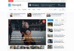 Newsprk – Premium Responsive News Magazine HTML5 Template