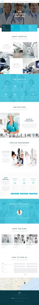 Best Responsive Drupal Medical and Healthcare Themes in 2015