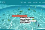 OceanPlaza – Premium Responsive Parallax WordPress Theme