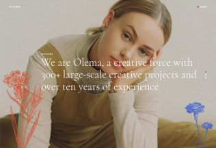 Olema – Premium Responsive Creative Agency WordPress Theme