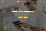 Omni – Premium Responsive Modern HTML5 App Template