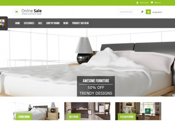 OnlineSale – Premium Responsive Prestashop Theme