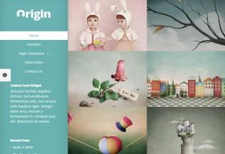 Origin – WordPress Premium Responsive Theme