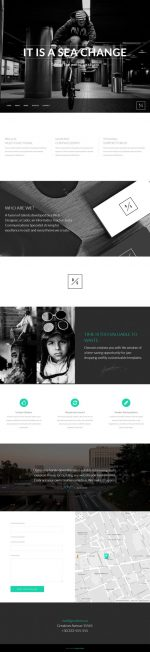 65+ Best Responsive One Page Wordpress Themes 2015