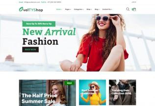 Oveltyshop – Premium Responsive eCommerce Drupal 8 Theme