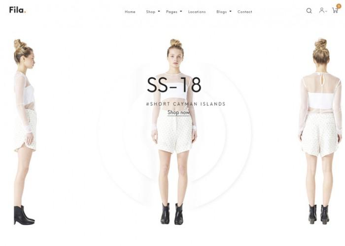 Pav Fila – Premium Responsive Fashion Opencart Theme