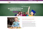 PeachClub – Premium Responsive Kindergarten ChildCare WordPress Theme