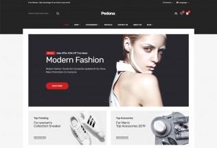 Pedona – Premium Responsive Multipurpose Opencart Theme