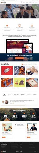 40+ Best Responsive Wordpress Bootstrap Themes 2015
