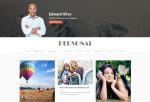 Personal – Premium Responsive Blog, CV and Video WordPress Theme