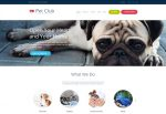 Pet Club – Premium Responsive Adoption, Dating & Community WordPress Theme