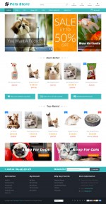 Best Premium Responsive Magento Pet Store Themes in 2014