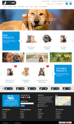 Best Responsive OpenCart Pets Store Themes in 2015