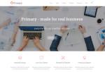 Primary – Premium Responsive Business Wordpress Theme