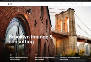 PrimeInvest – Premium Responsive Finance WordPress Theme