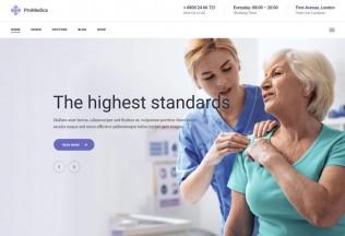ProMedica – Premium Responsive Medical and Healthcare Theme