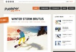 Publisher – Premium Responsive Blog WordPress theme