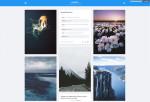 Raheeq – Premium Responsive Material Design Tumblr Theme