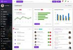 Reactify – Premium Responsive React Redux Admin HTML5 Template