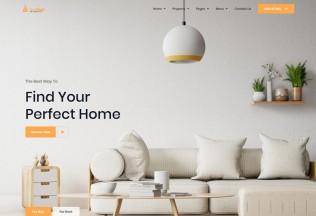 Realdeal – Premium Responsive Real Estate React HTML5 Template