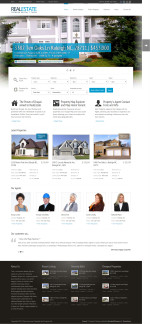 Best Responsive Real Estate Drupal Themes in 2015