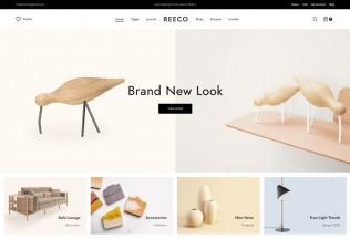 Reeco – Premium Responsive Furniture WooCommerce WordPress Theme