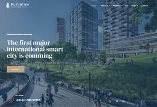 Rehomes – Premium Responsive Real Estate WordPress Theme