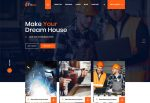 Rin Build – Premium Responsive Construction Company HTML5 Template