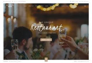Ristorante – Premium Responsive Restaurant WordPress Theme