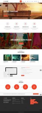 10 Best Responsive Wordpress Portfolio Themes – November 2013