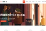 River – Premium Responsive Retina MultiPurpose WordPress Theme