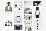 Rockwell – Premium Responsive Clean Tumblr Theme