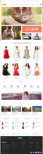 155+ Best Responsive WooCommerce eCommerce Wordpress Themes in 2015