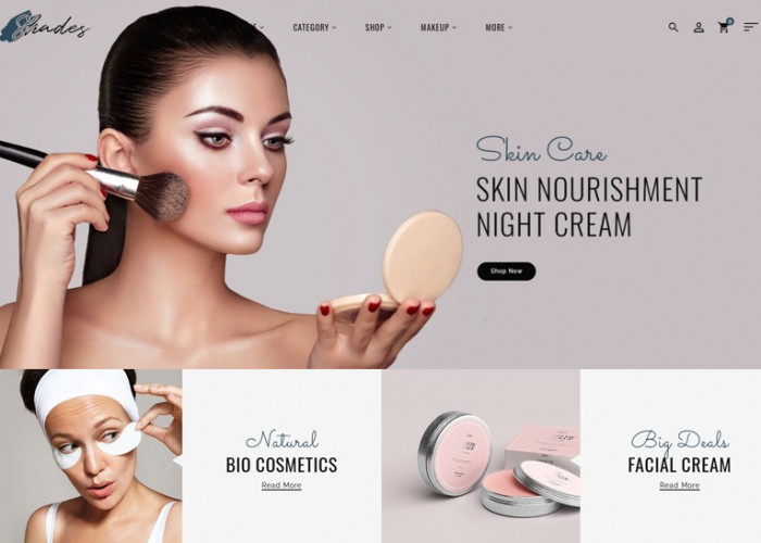 Shades –  Premium Responsive Bridal Studio Opencart Theme