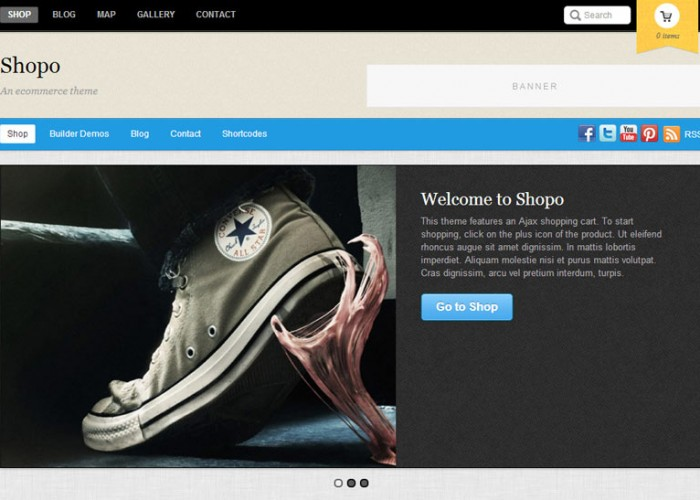Shopo – Premium Responsive WordPress WooCommerce Theme