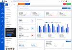 Slica – Premium Responsive Flat Admin Dashboard HTML5 Template