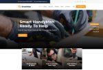Smartman – Premium Responsive Handyman Service WordPress Theme