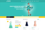 SNS Paris – Premium Responsive Magento Theme